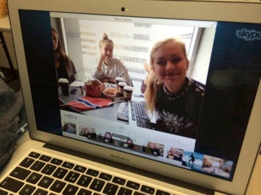 ANSA Canada - LM med Montreal over Skype